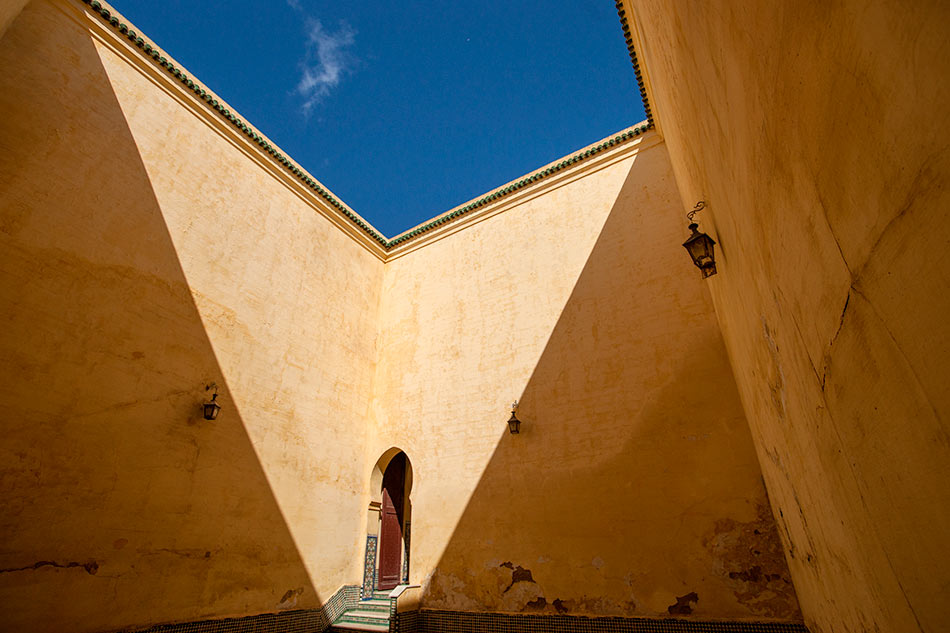 Имперските столици на Мароко – Мекнес